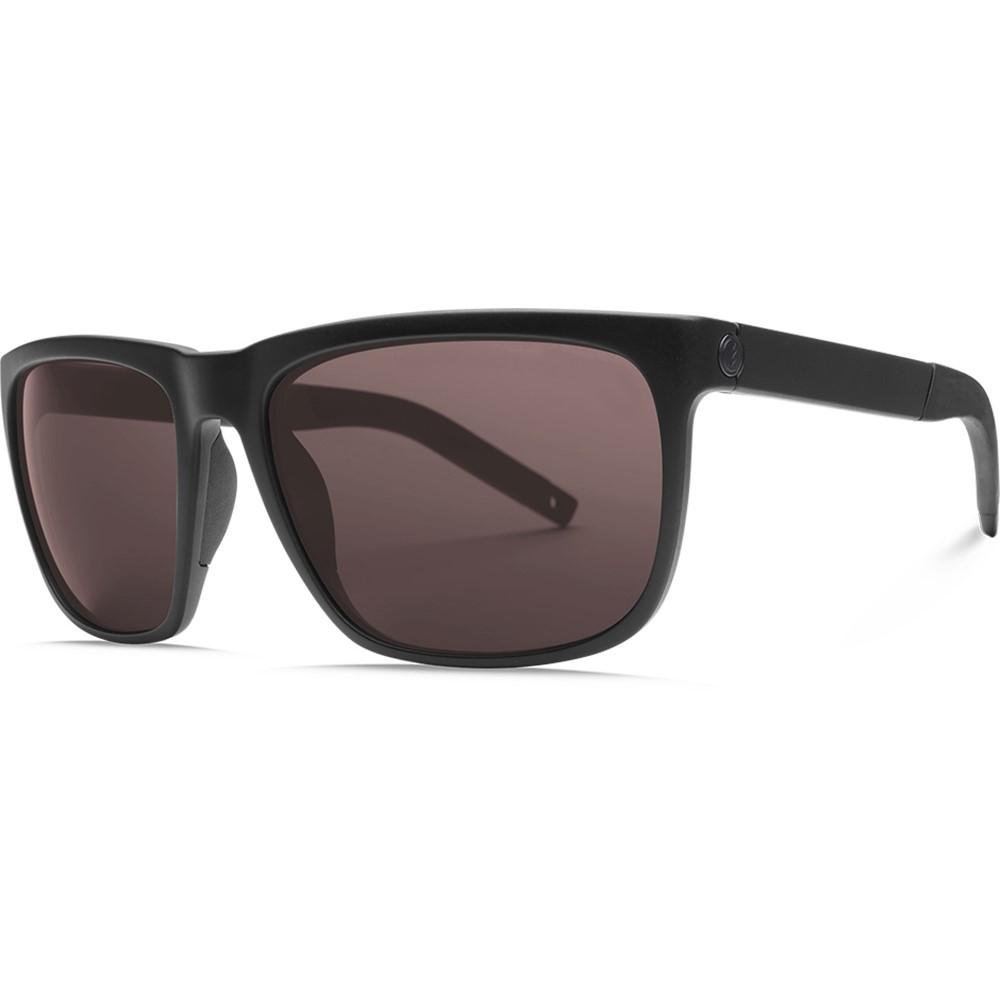 エレクトリック メンズ スポーツサングラス【Knoxville XL-S Sunglasses】Matte Black/ Ohm+ Polarized Rose Lens
