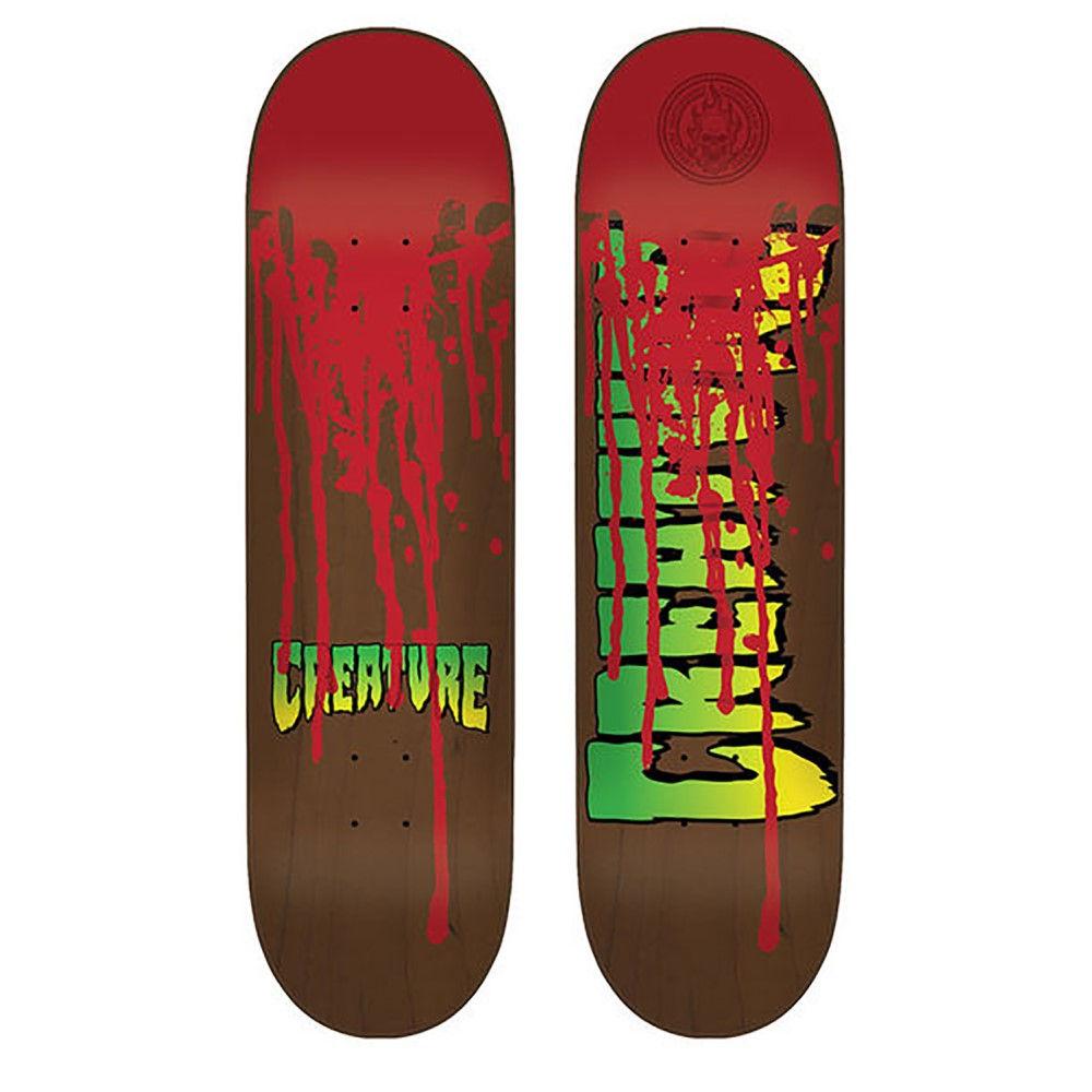 クリエーチャー ユニセックス スケートボード ボード・板【Good Times Skateboard Deck】