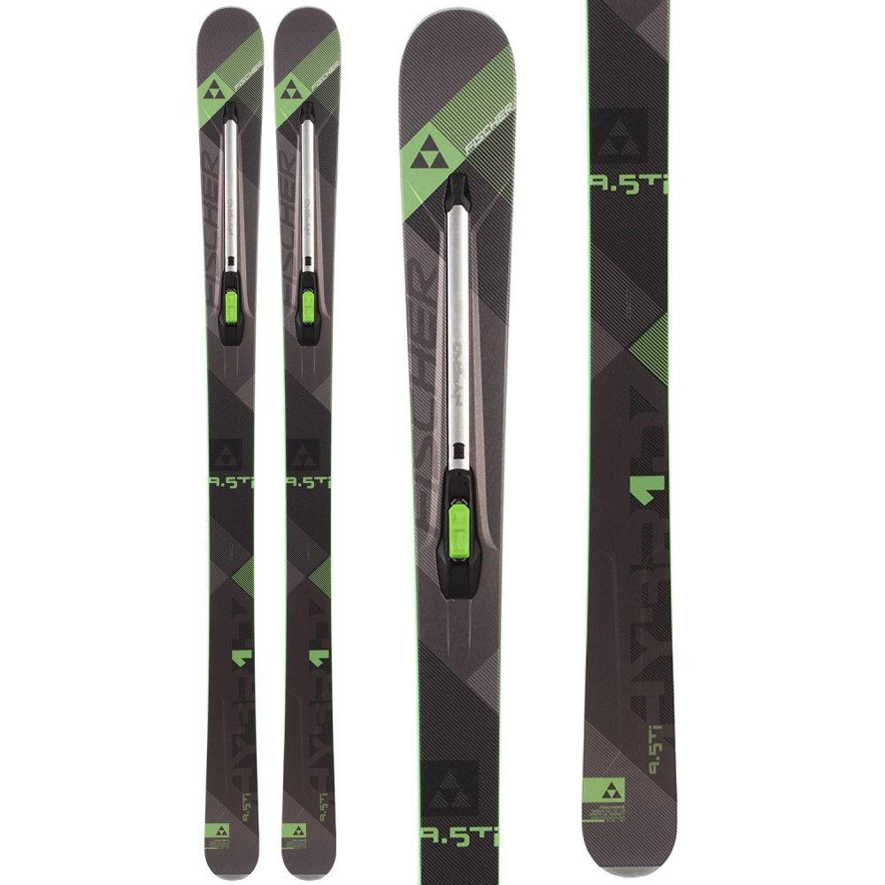 フィッシャー ユニセックス スキー・スノーボード ボード・板【Hybrid 9.5 Ti Skis】