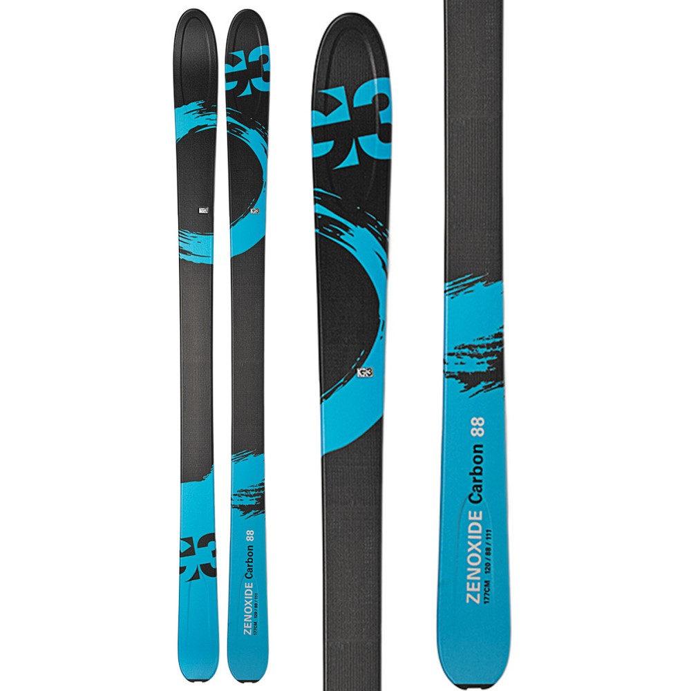 ジースリー ユニセックス スキー・スノーボード ボード・板【Zenoxide Carbon 88 Skis】