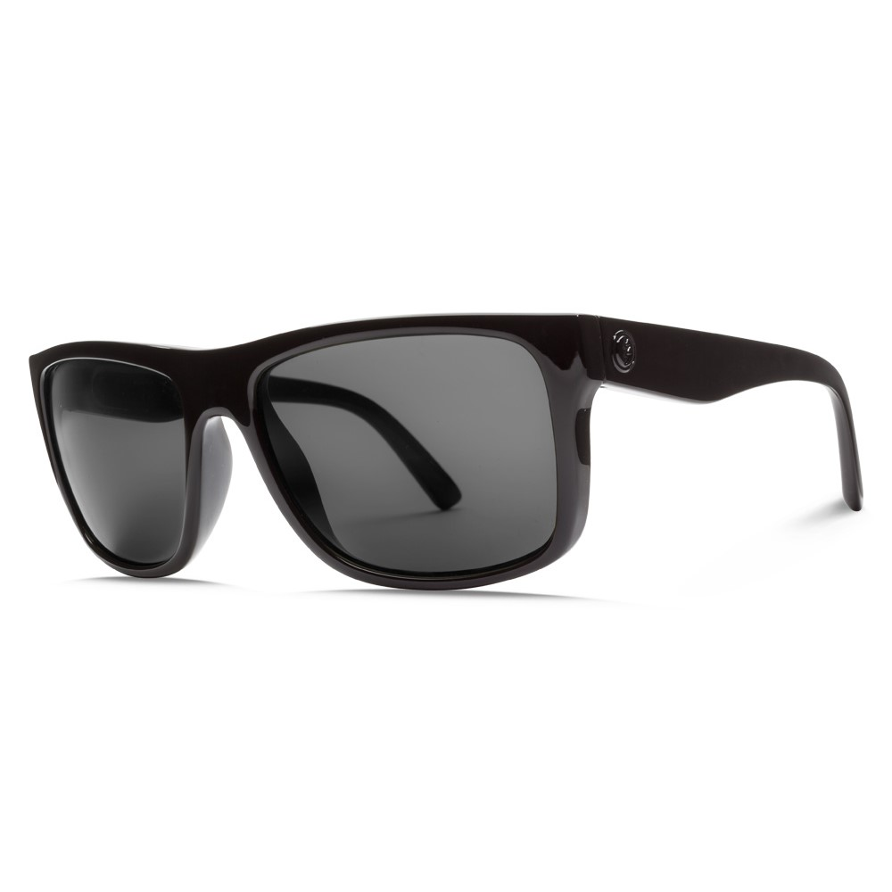エレクトリック メンズ メガネ・サングラス【Swingarm Sunglasses】Gloss Black/ M Grey Lens