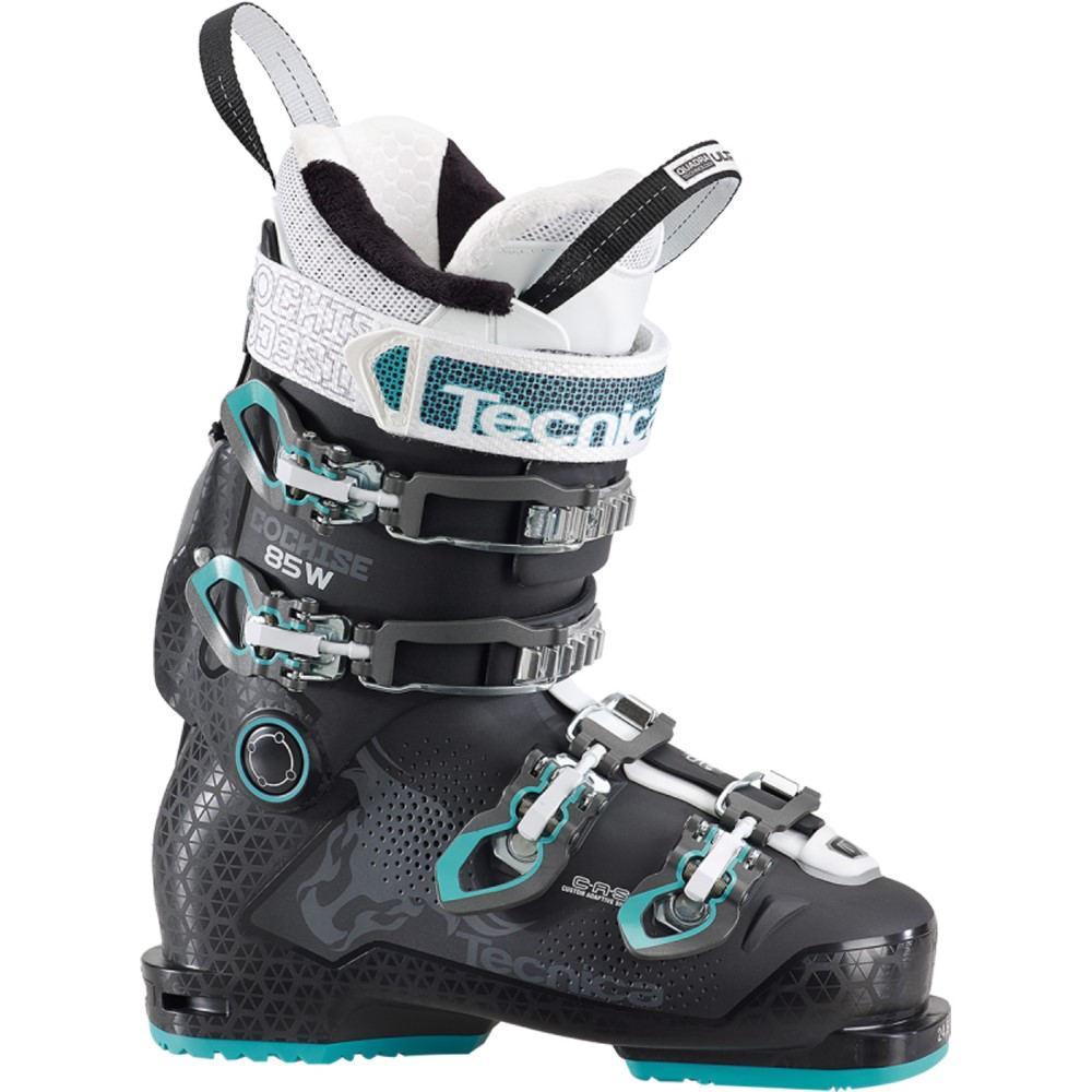 テクニカ レディース スキー・スノーボード シューズ・靴【Cochise 85 Ski Boots】Black/ Blue