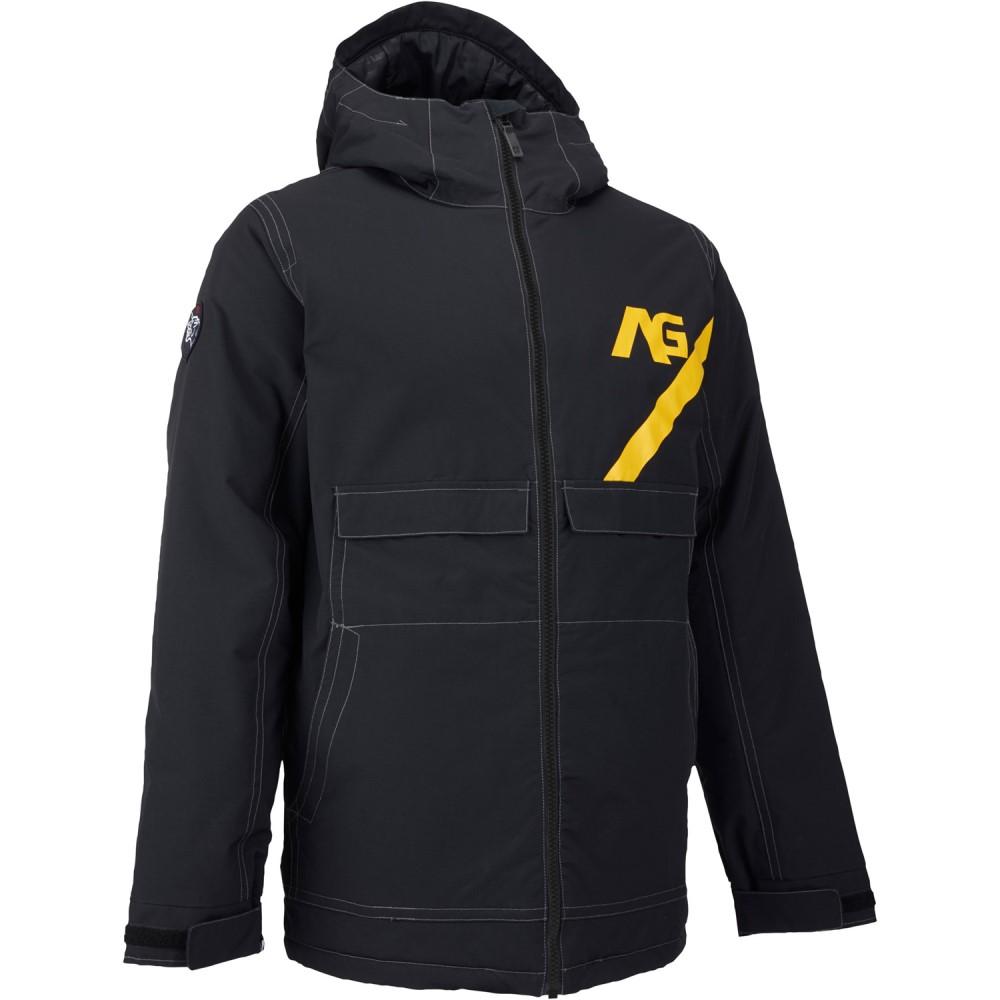 【同梱不可】 アナログ Snowboard メンズ Jacket】True スキー・スノーボード アナログ アウター【Refrain Snowboard Jacket】True Black, Shop de clinic:f1204ea1 --- trattoriarestaurant.ie