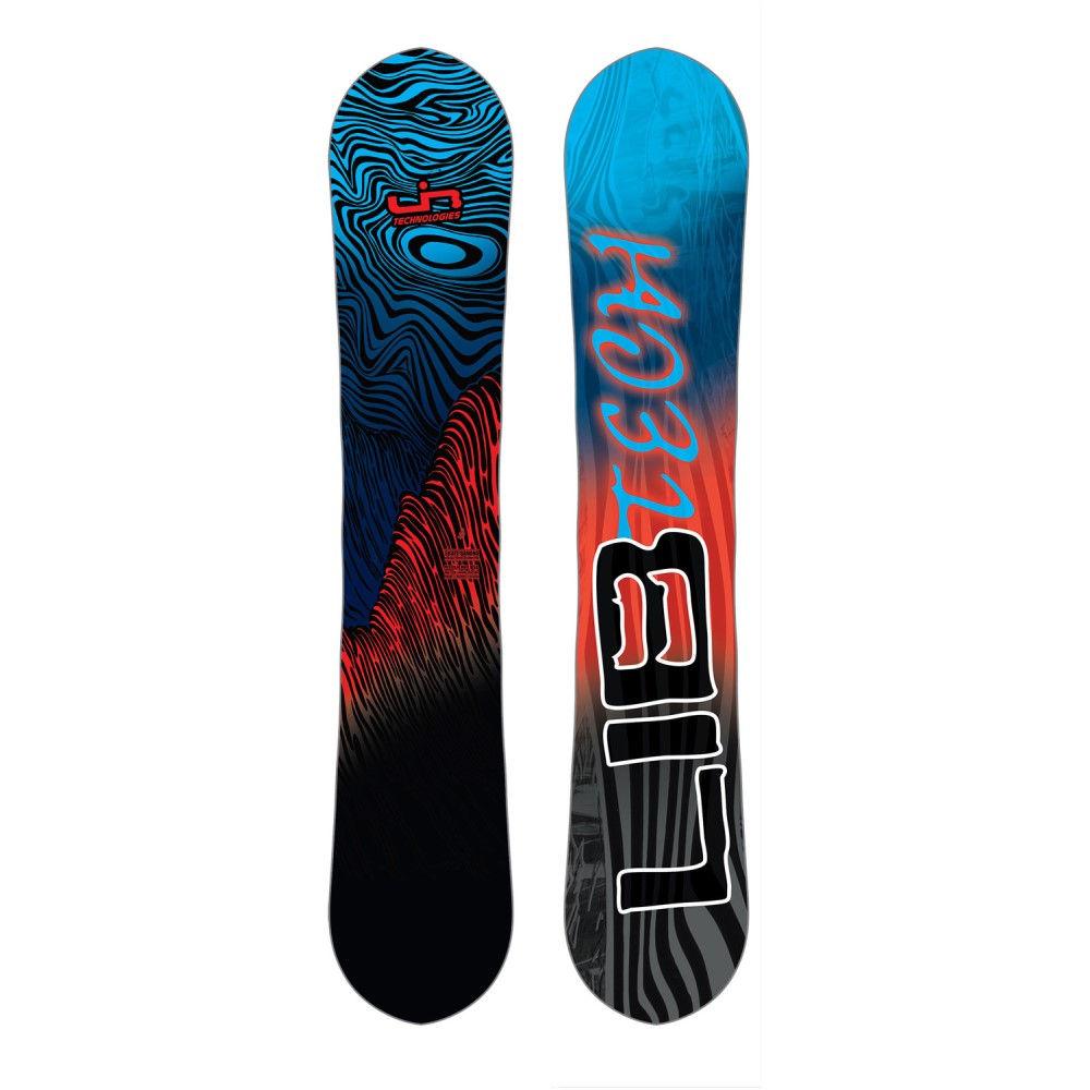 リブテック ユニセックス スキー・スノーボード ボード・板【Skate Banana Wide Snowboard 2019】Fade