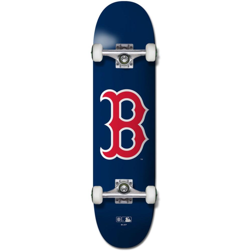 エレメント ユニセックス スケートボード ボード・板【MLB Boston City Skateboard Complete】