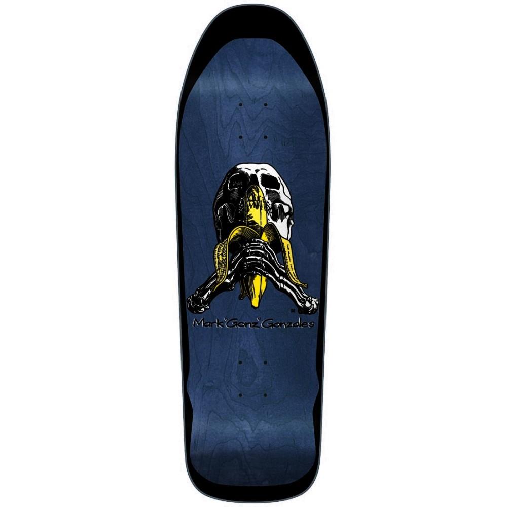 ブラインド ユニセックス スケートボード ボード・板【Heritage Gonz Skull And Banana Skateboard Deck】Mark Gonzales