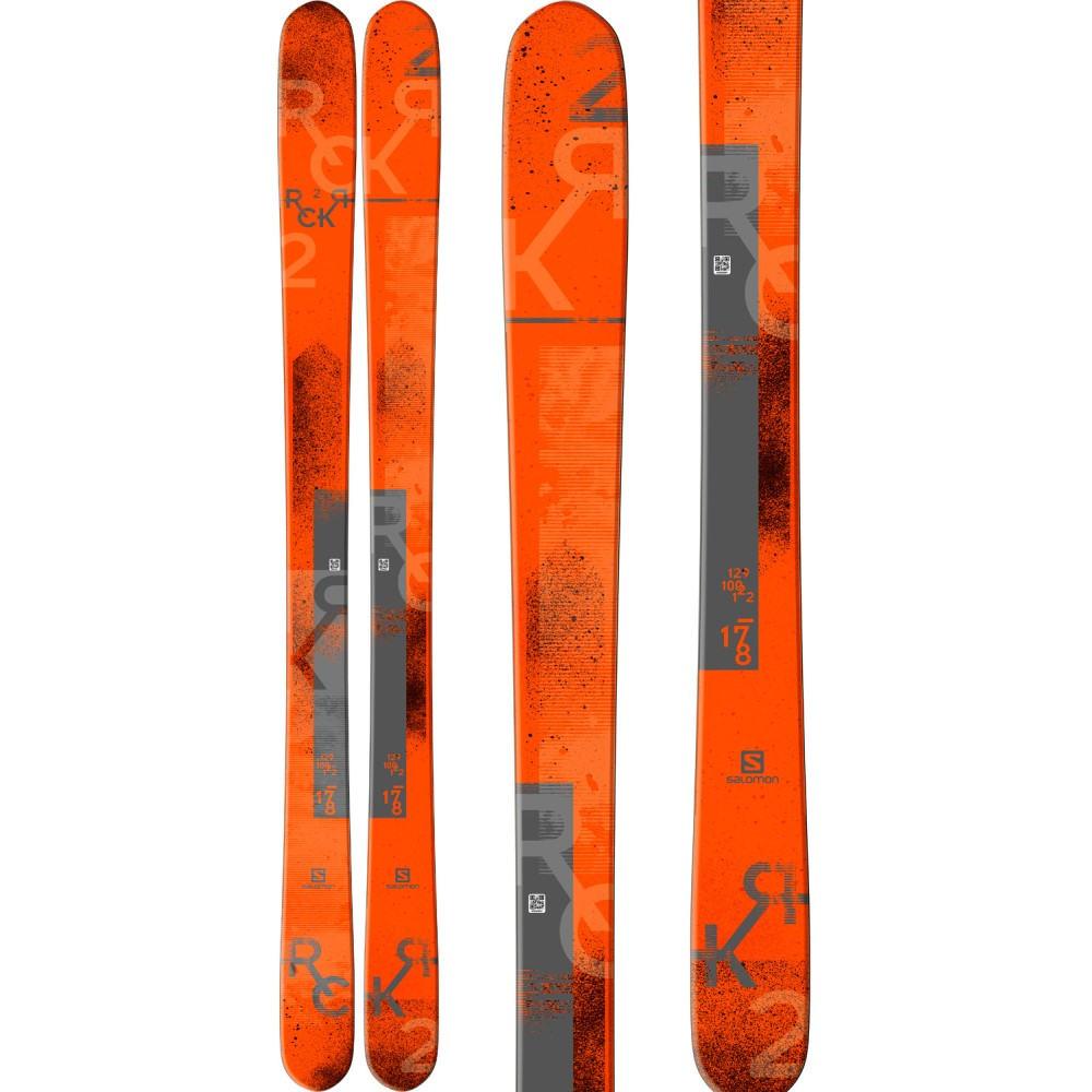 サロモン ユニセックス スキー・スノーボード ボード・板【Rocker2 100 Skis】Orange