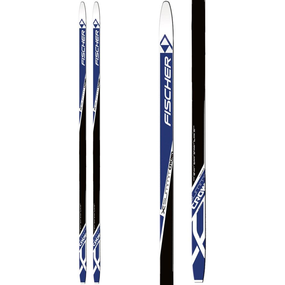 フィッシャー ユニセックス スキー・スノーボード ボード・板【Summit Crown XC Skis】