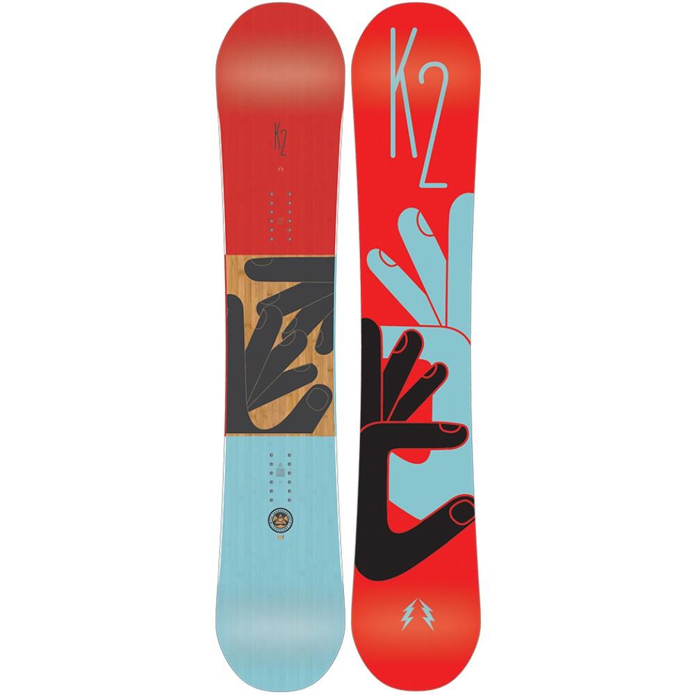 ケーツー ユニセックス スキー・スノーボード ボード・板【Fastplant Snowboard】