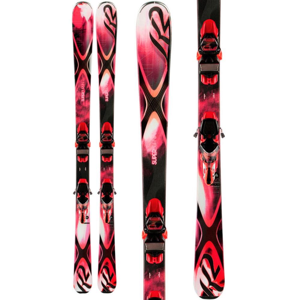 超人気の ケーツー レディース スキー・スノーボード レディース ビンディング ケーツー【Superbernin Skis 74 Skis w/ Marker ERC 11 TC Bindings】, 彩食グルメ:cf2507f1 --- canoncity.azurewebsites.net