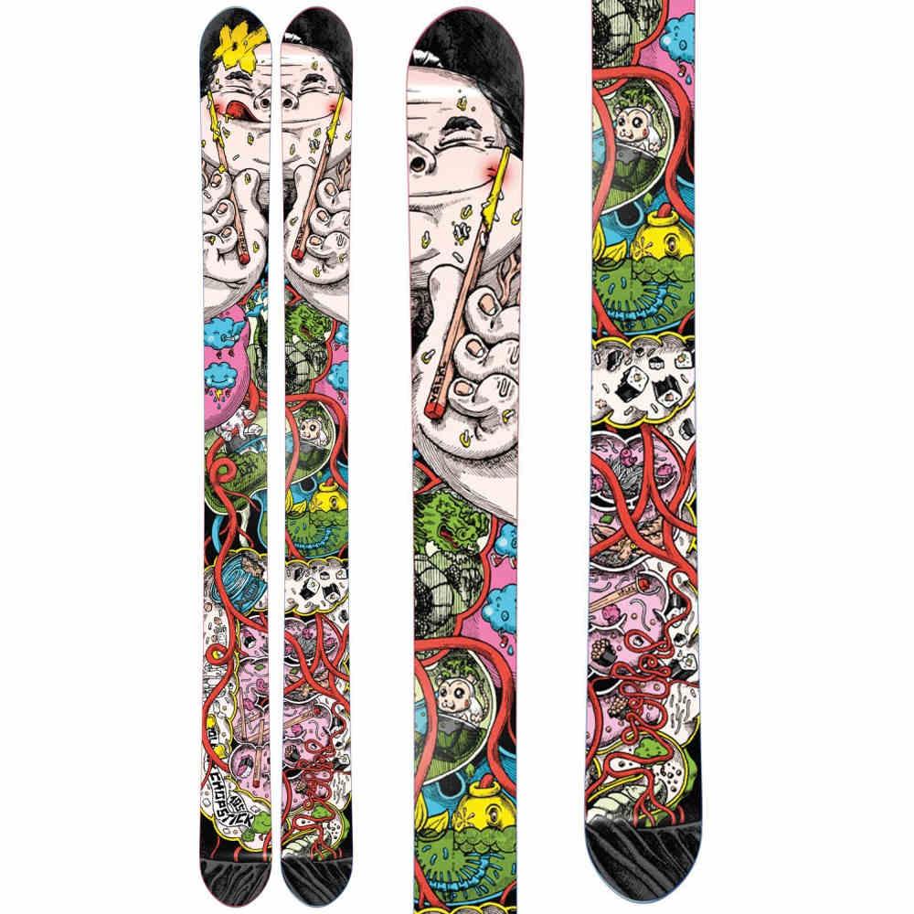 フォルクル フォルクル ユニセックス スキー・スノーボード ボード・板【Chopstick Skis Skis】】, インテリア雑貨のカリスマ:38165803 --- sunward.msk.ru