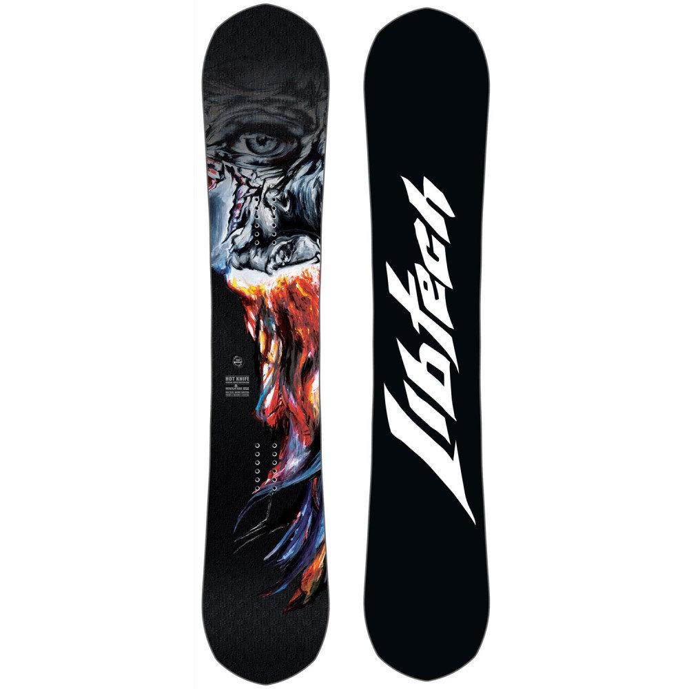 リブテック ユニセックス スキー・スノーボード ボード・板【Hot Knife Snowboard 2019】