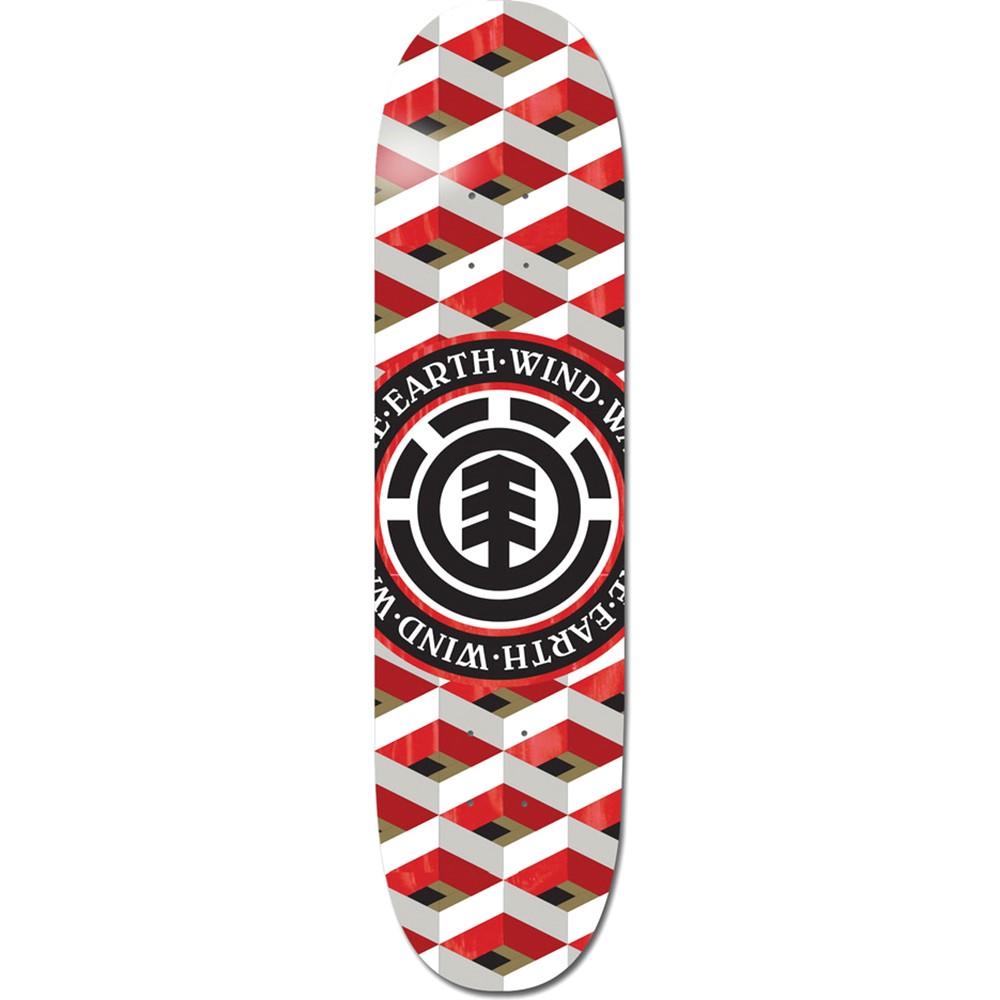 エレメント ユニセックス スケートボード ボード・板【Conifer Skateboard Deck】