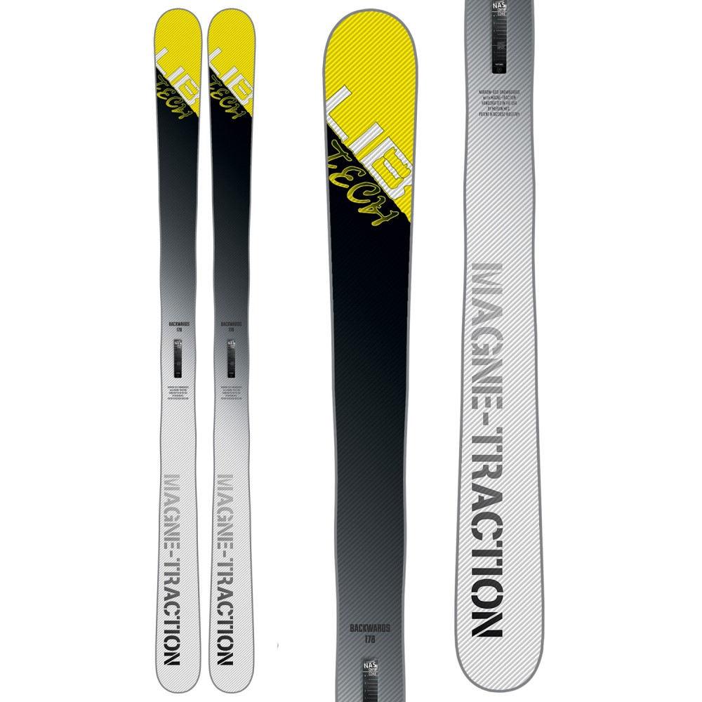 リブテック ユニセックス スキー・スノーボード ボード・板【Backwards Skis】