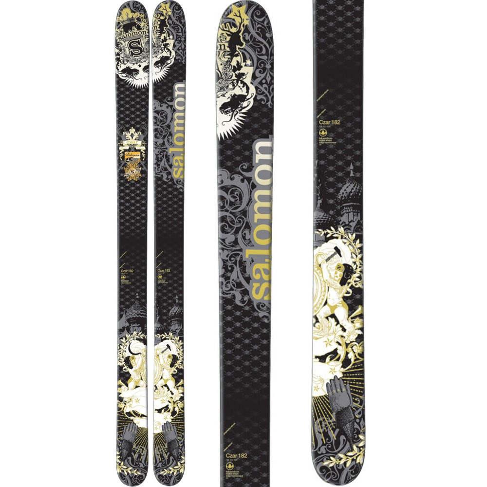 サロモン ユニセックス スキー・スノーボード ボード・板【Czar Skis】