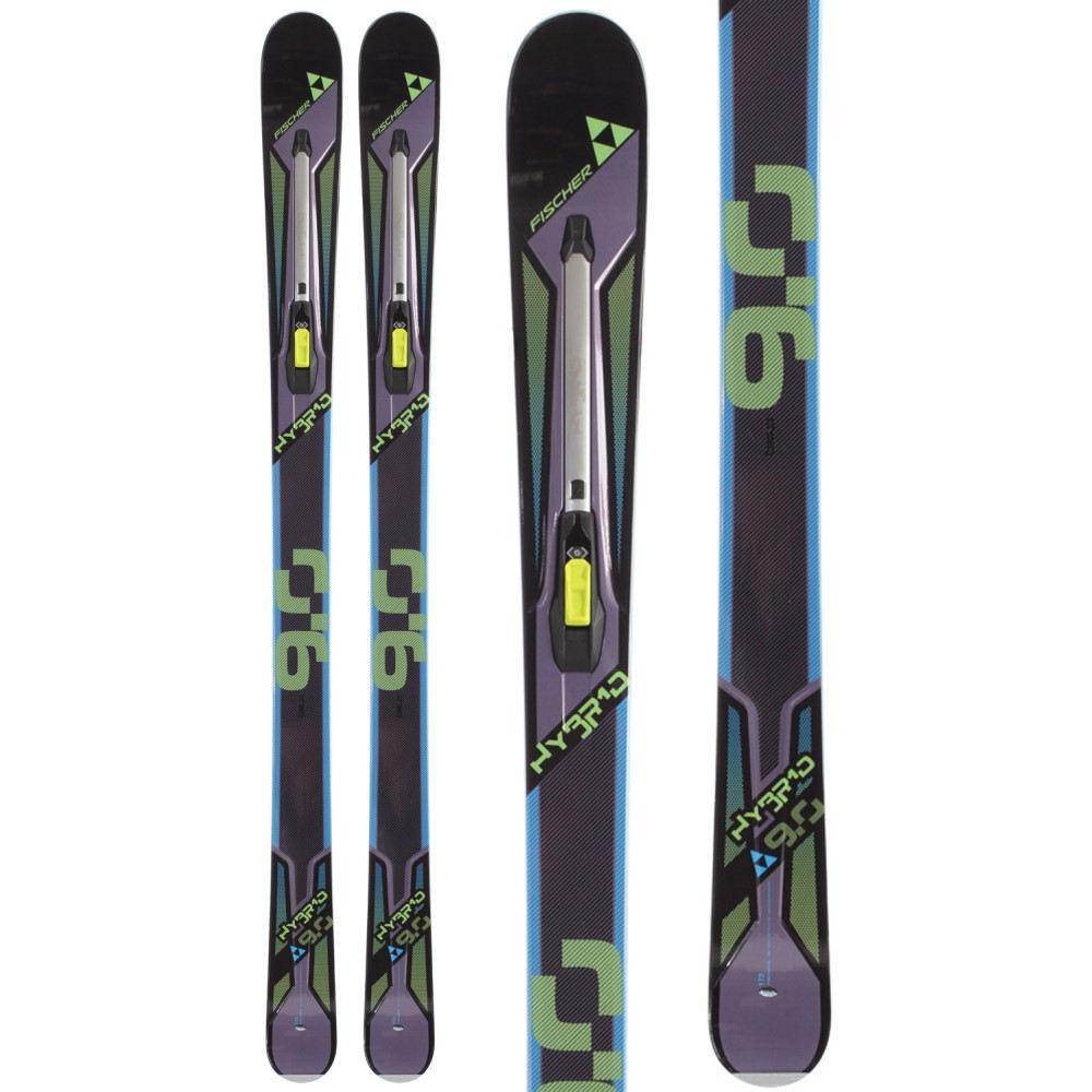 フィッシャー ユニセックス スキー・スノーボード ボード・板【Hybrid 9.0 Skis】