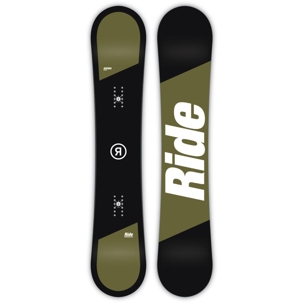 ライド ユニセックス スキー・スノーボード ボード・板【Agenda Wide Snowboard 2019】