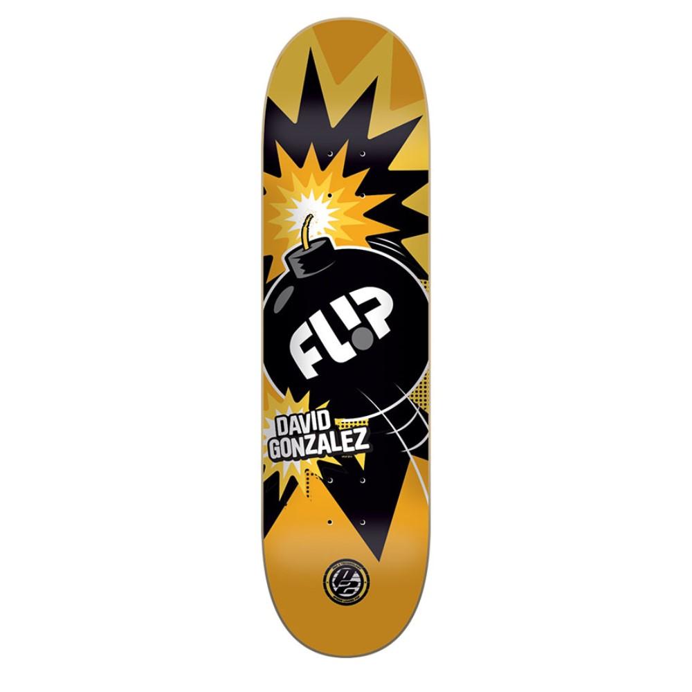 フリップ ユニセックス スケートボード ボード・板【Gonzalez Boom Pro Skateboard Deck】
