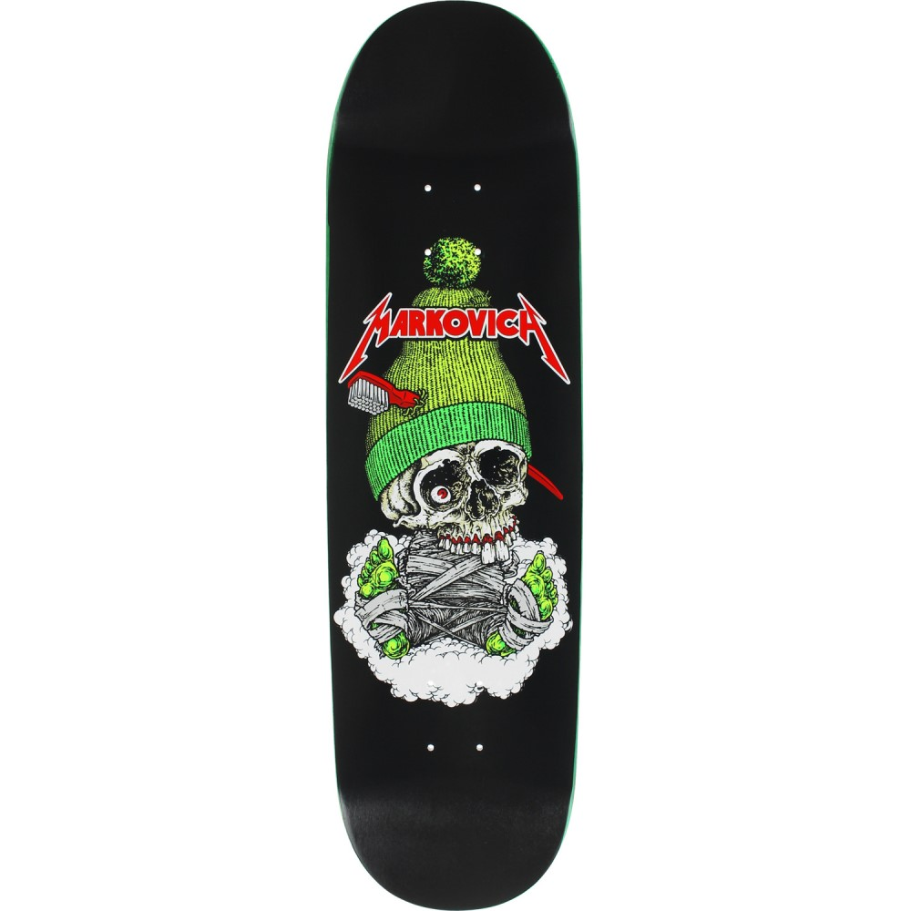 クリシェ ユニセックス スケートボード ボード・板【Skull Markovich Silk Screen Skateboard Deck】Kris Markovich