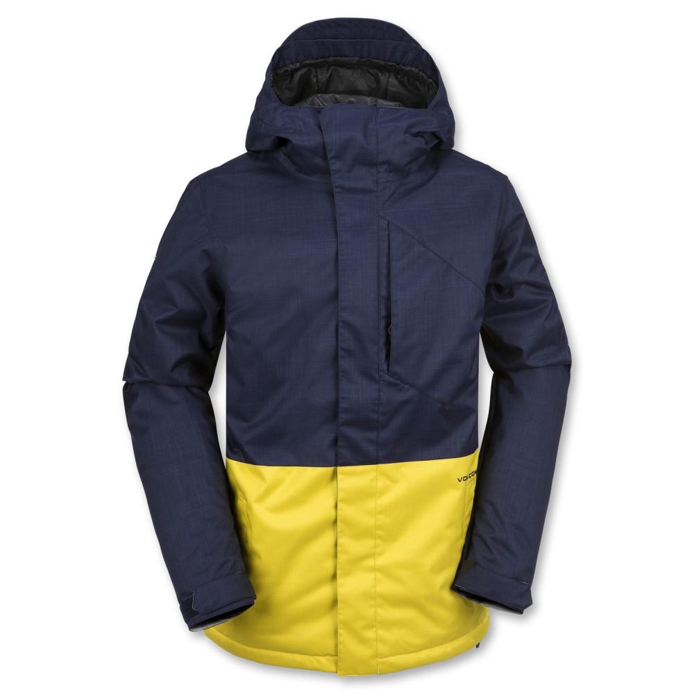 ボルコム メンズ スキー・スノーボード アウター【Retrospec Insulated Snowboard Jacket】Pissed Yellow