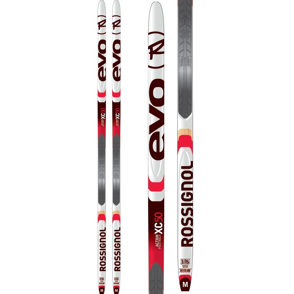 ロシニョール ユニセックス スキー・スノーボード ボード・板【Evo Action 50 NIS Positrack XC Skis】