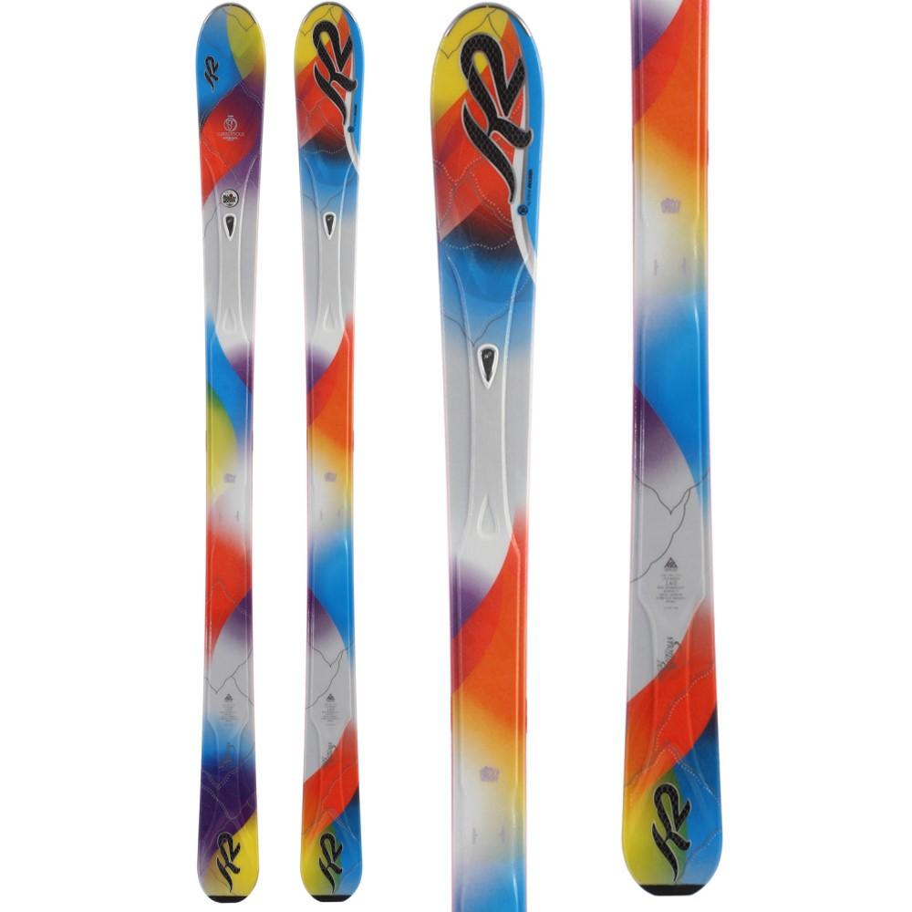 ケーツー レディース スキー・スノーボード ボード・板【Superstitious Skis】