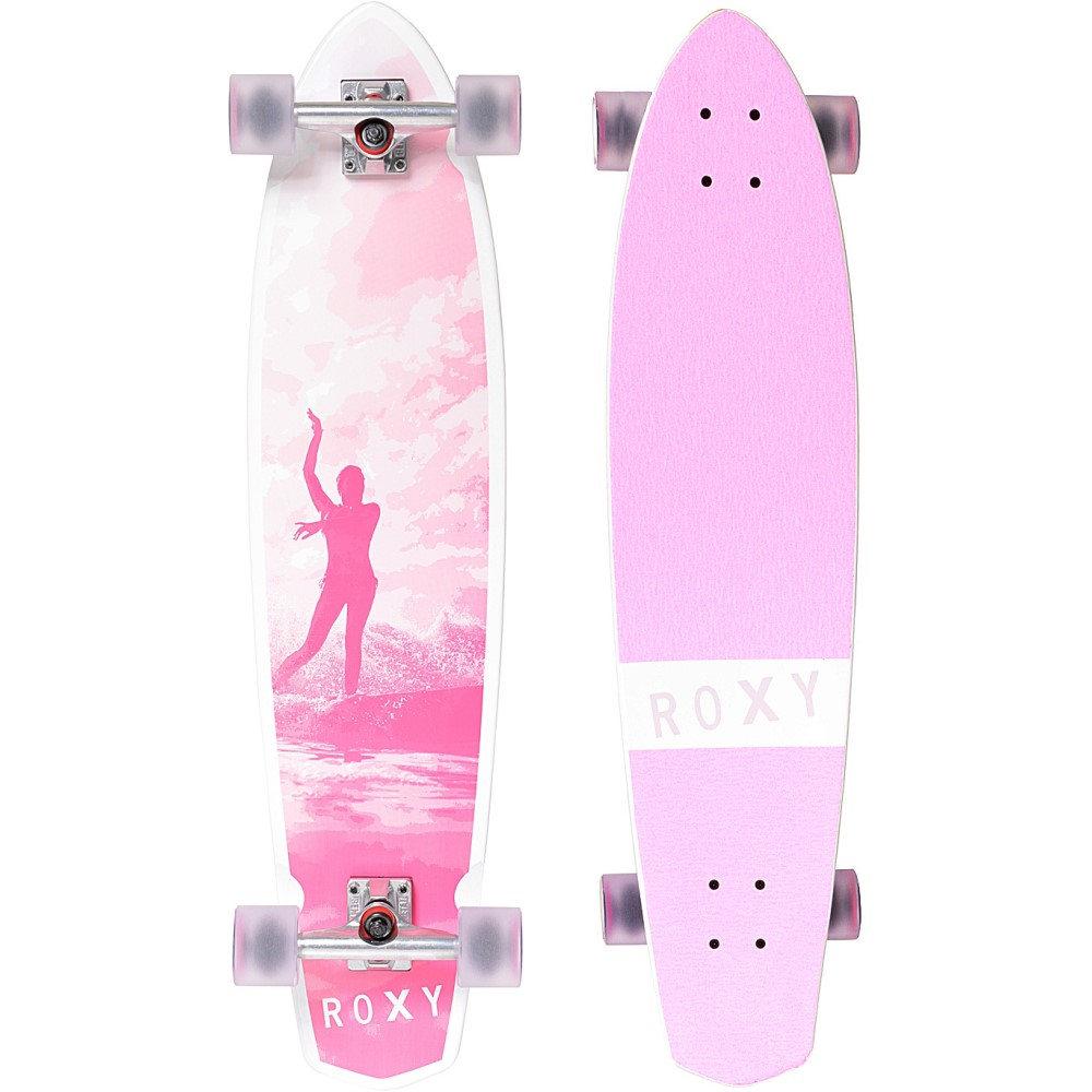 ロキシー レディース スケートボード ボード・板【Flow Longboard Complete】
