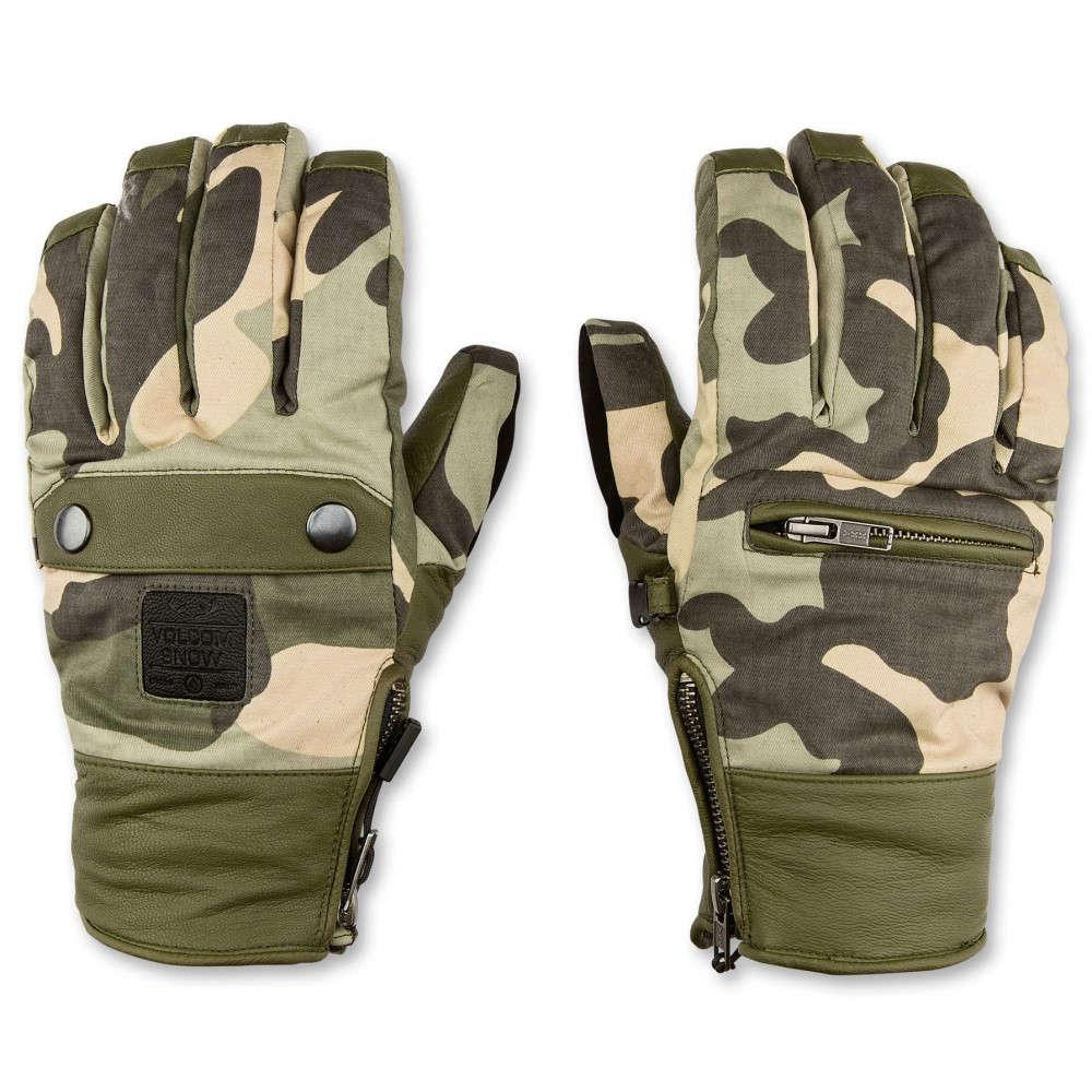 交換無料! ボルコム ユニセックス スキー・スノーボード It Gloves】Camouflage グローブ【Let It Storm グローブ【Let Gloves】Camouflage, プリティーレーシング:1141703d --- canoncity.azurewebsites.net