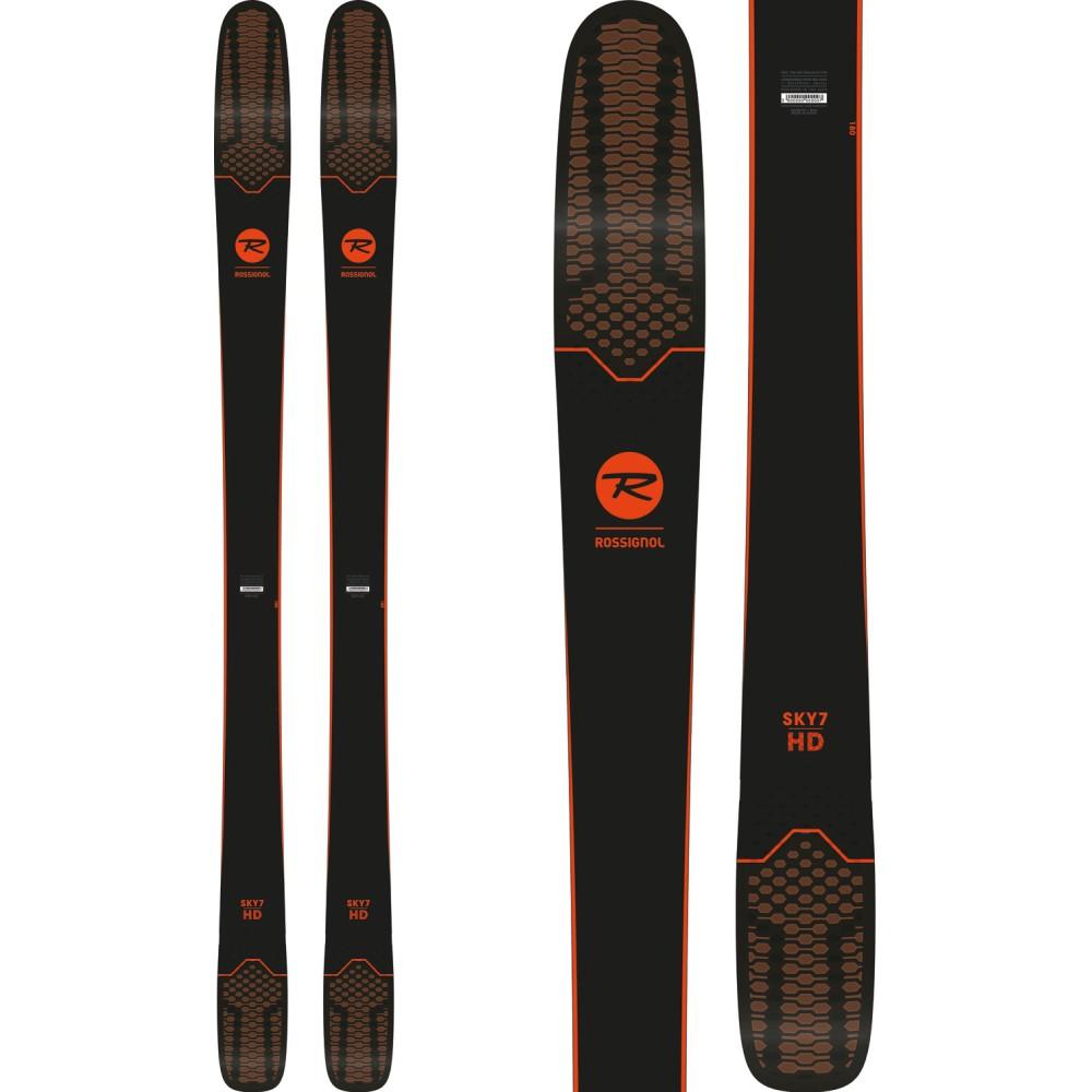 ロシニョール ユニセックス スキー・スノーボード ボード・板【Sky 7 HD Skis 2019】