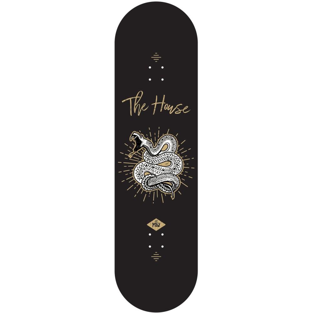 ハウス ユニセックス スケートボード ボード・板【Snake Skateboard Deck】
