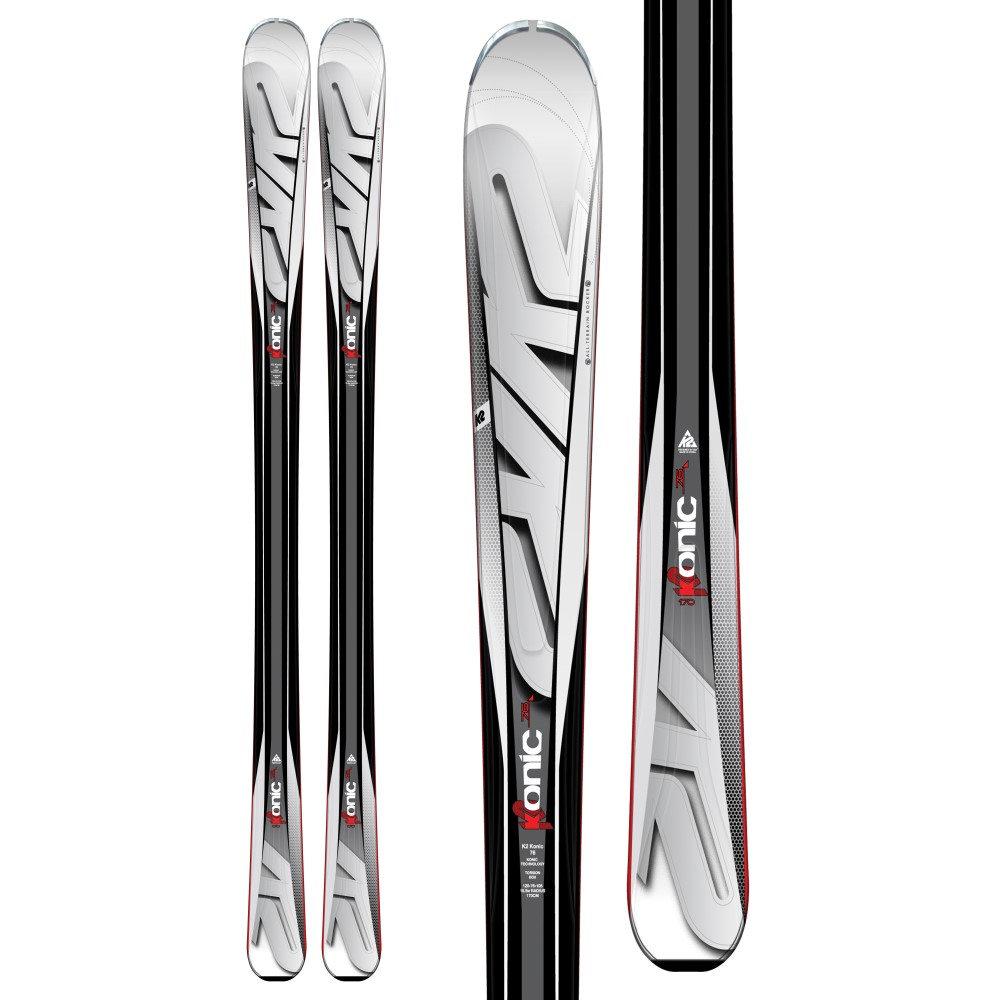 ケーツー ユニセックス スキー・スノーボード ボード・板【Konic 76 Skis】