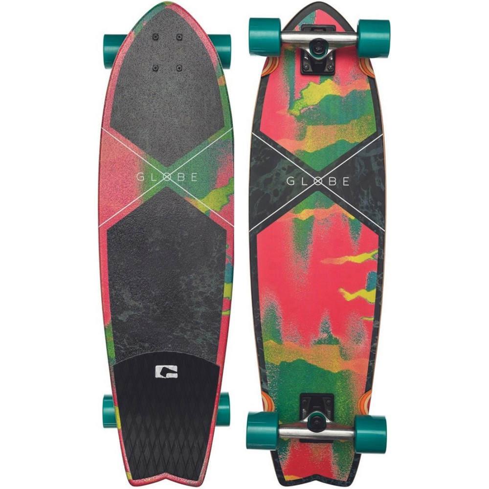 グローブ ユニセックス スケートボード ボード・板【Chromantic Cruiser Complete】Melted Melon