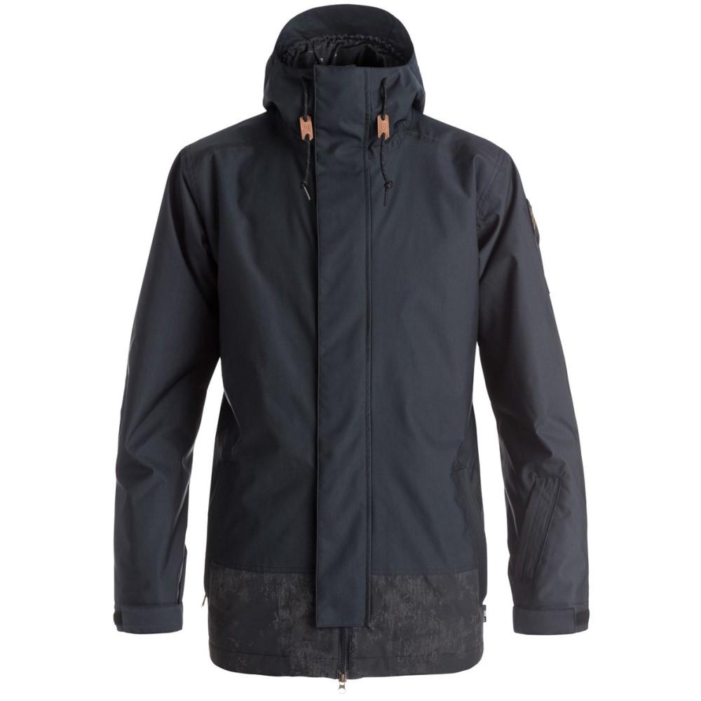 【メール便不可】 ディーシー メンズ ディーシー スキー・スノーボード アウター メンズ【Haven Snowboard Jacket】Black, サダチョウ:cc8f8788 --- clftranspo.dominiotemporario.com