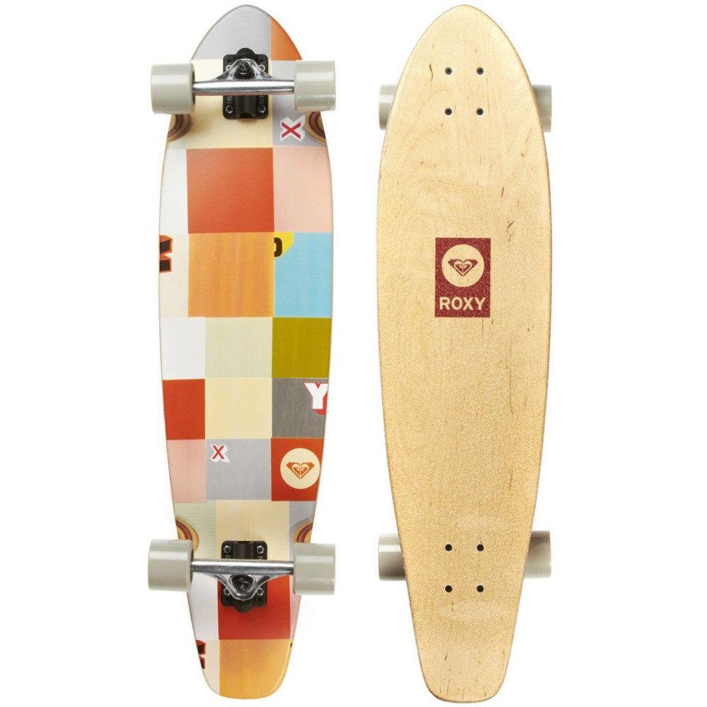 ロキシー レディース スケートボード ボード・板【Lamarches Longboard Complete】