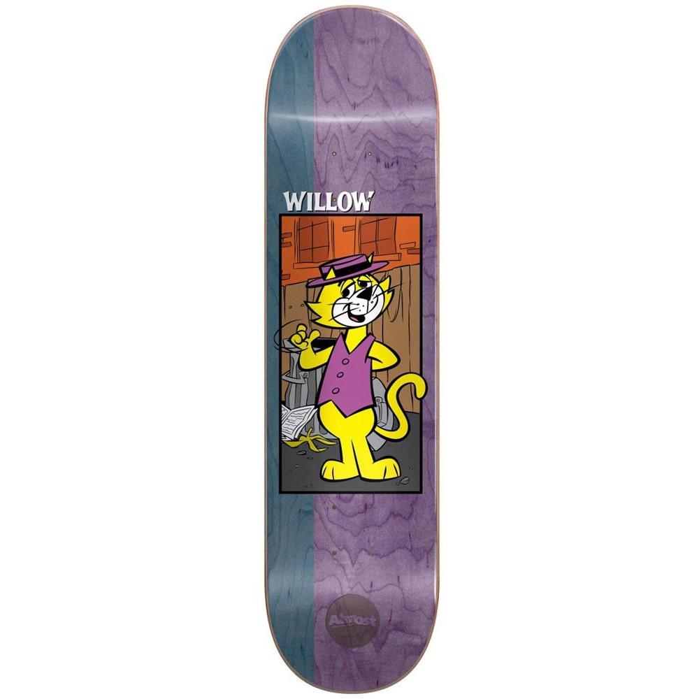 オルモスト ユニセックス スケートボード ボード・板【Top Cat R7 Skateboard Deck】Willow