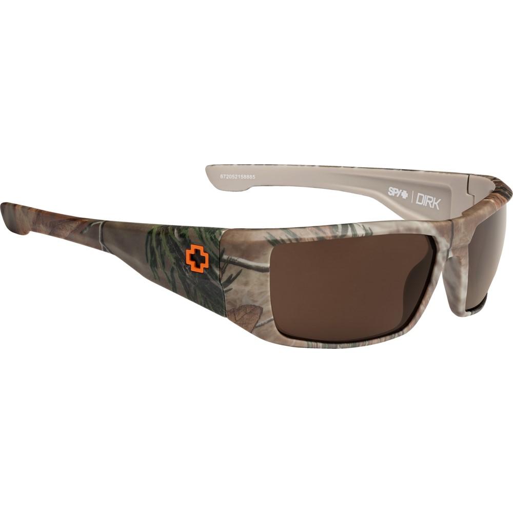 スパイ メンズ メガネ・サングラス【Dirk Sunglasses】Decoy Realtree/ Happy Bronze Polarized/ Black Mirror Lens
