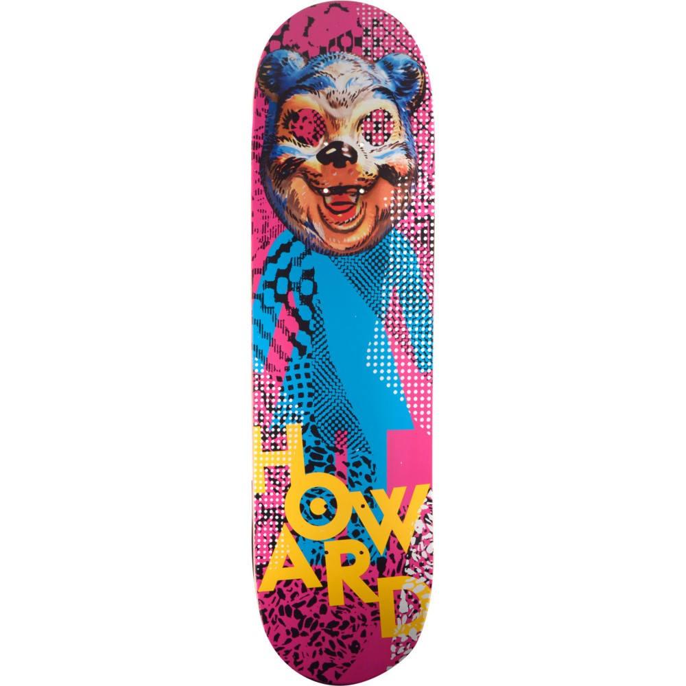 ガール ユニセックス スケートボード ボード・板【Howard Candy Flip Skateboard Deck】