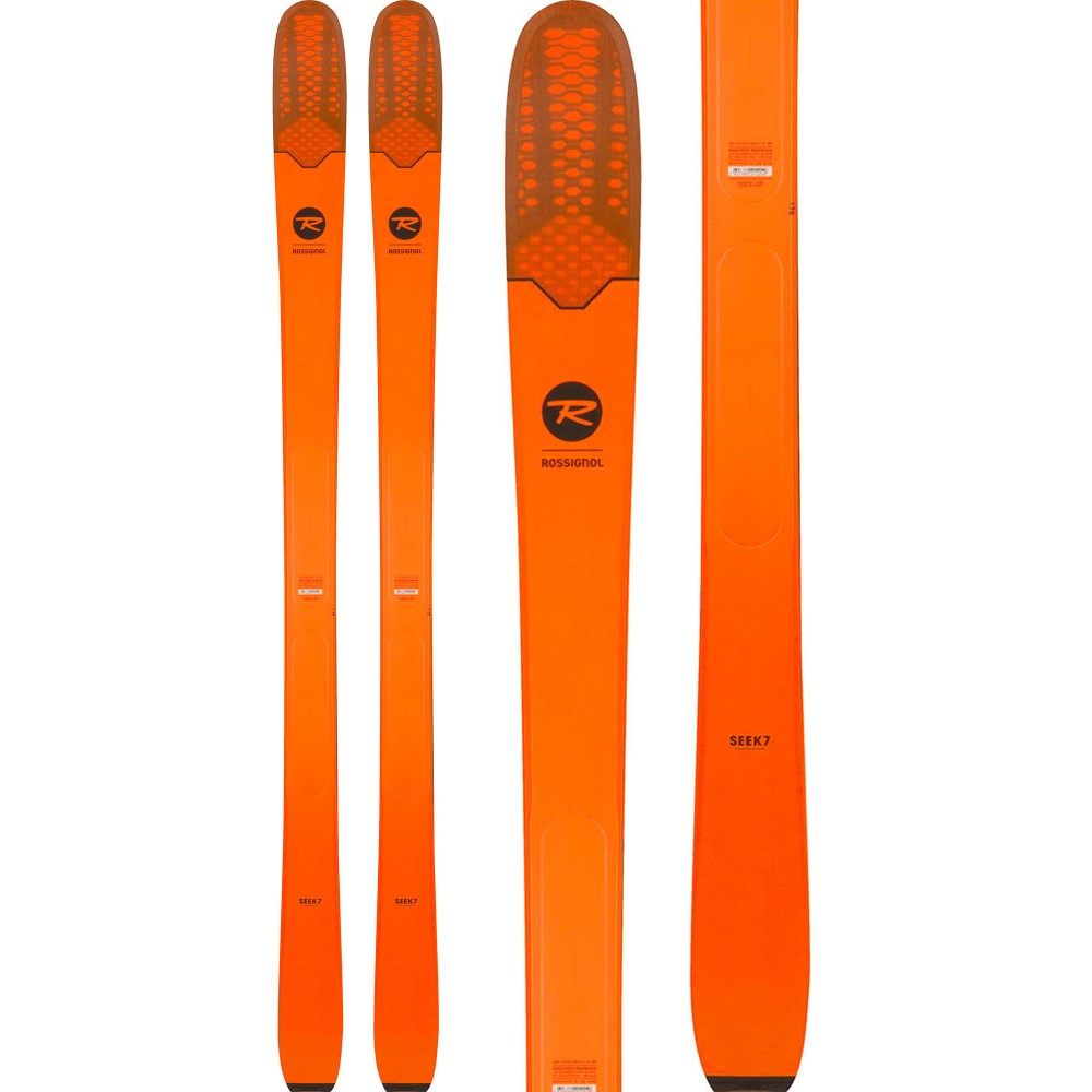 ロシニョール ユニセックス スキー・スノーボード ボード・板【Seek 7 AT Skis 2019】