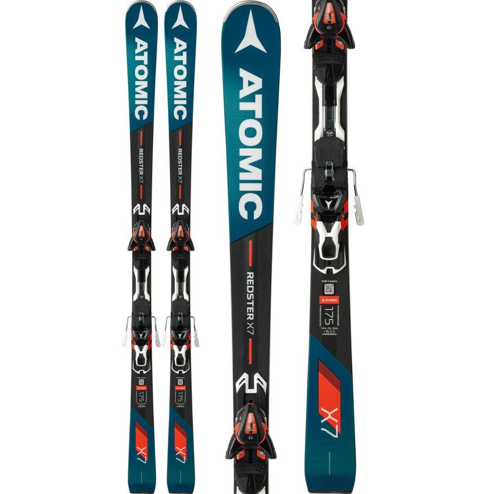 2019年秋冬新作 アトミック Skis ユニセックス スキー・スノーボード ビンディング【Redster X7 Skis XT w X7/ XT 12 Bindings 2018】, GINZA ENJUE:e5c42345 --- canoncity.azurewebsites.net