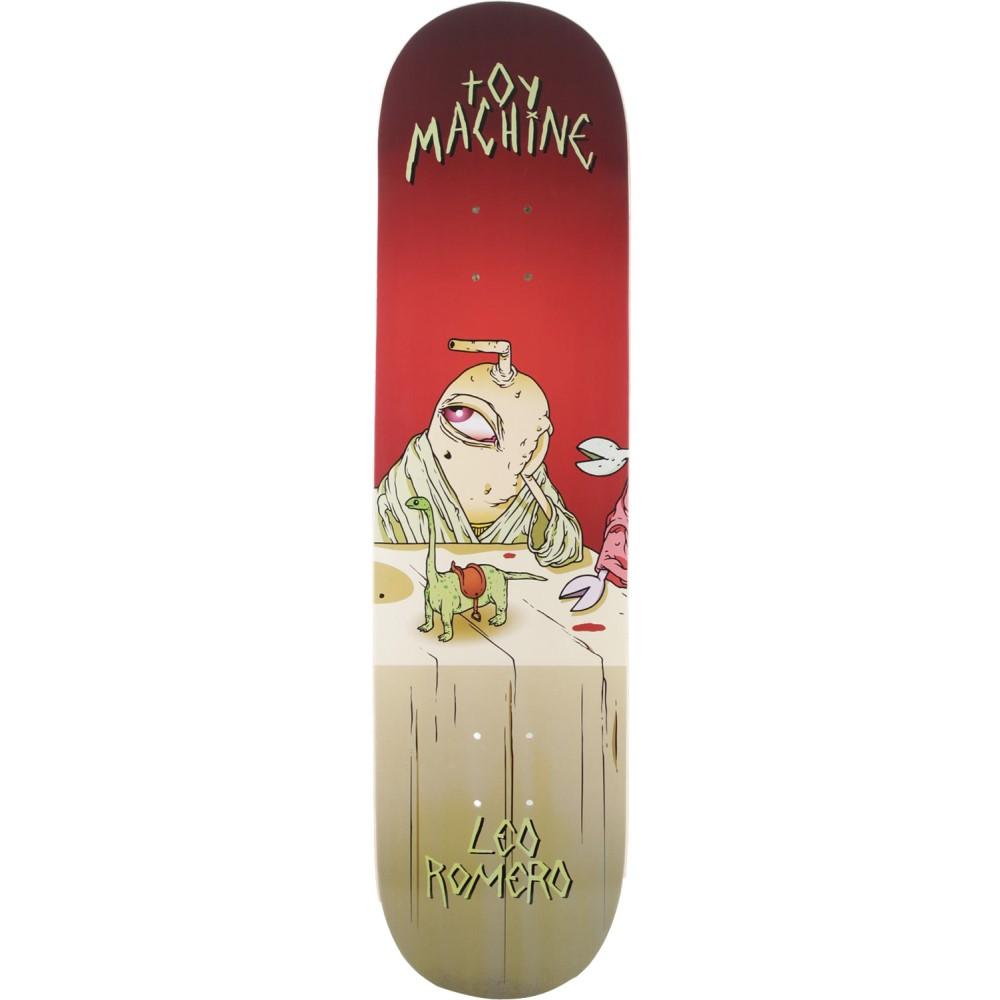 トイマシーン ユニセックス スケートボード ボード・板【Romero Last Supper Pro Skateboard Deck】