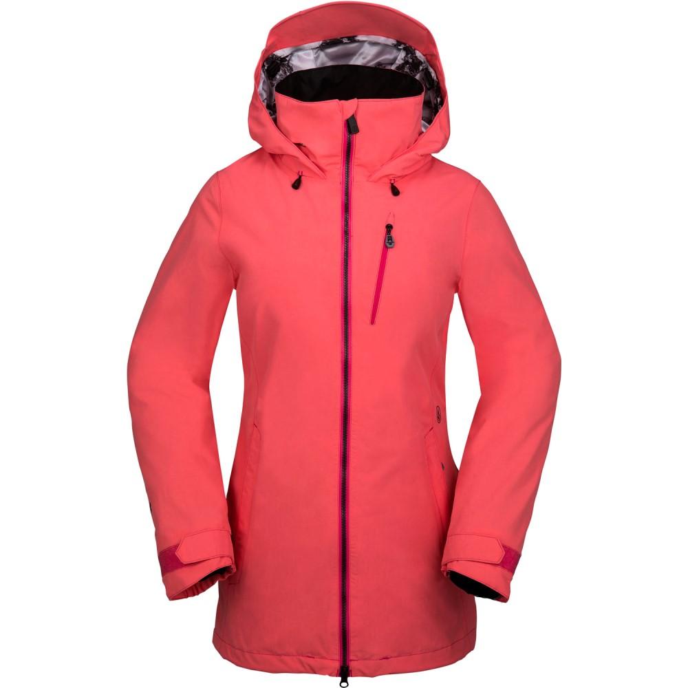 ボルコム レディース スキー・スノーボード アウター【Colt Gore-Tex Snowboard Jacket】Electric Pink
