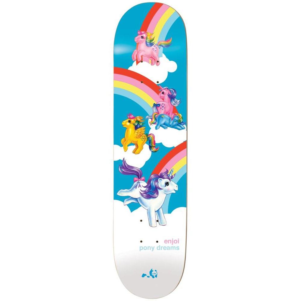 エンジョイ ユニセックス スケートボード ボード・板【My Little Pony Dreams R7 Skateboard Deck】Multi
