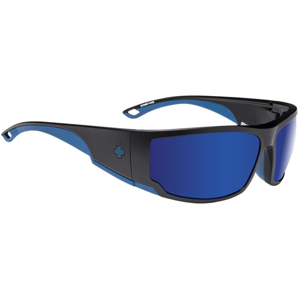 スパイ メンズ メガネ・サングラス【Tackle Sunglasses】Matte Black Navy/ Happy Bronze Polarized Dark Blue Spectra Lens