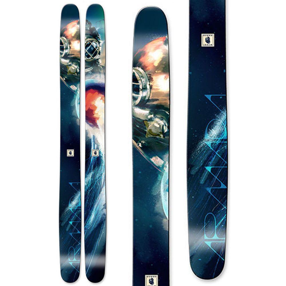 アルマダ Armada メンズ スキー・スノーボード ボード・板【Bubba Skis】
