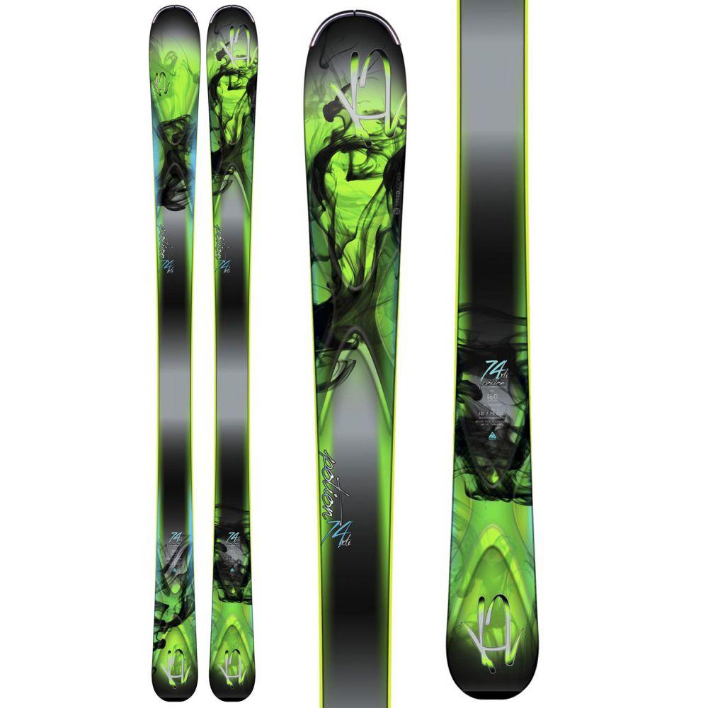 ケーツー K2 レディース スキー・スノーボード ボード・板【Potion 74 Skis】