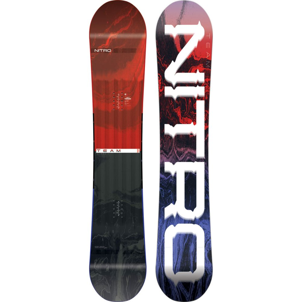 ニトロ Nitro メンズ スキー・スノーボード ボード・板【Team Gullwing Wide Snowboard 2019】
