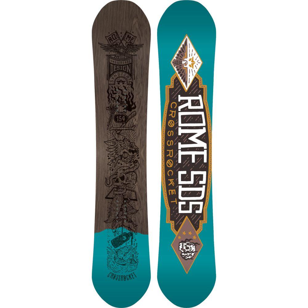 ローマー Rome メンズ スキー・スノーボード ボード・板【Crossrocket Blem Snowboard】