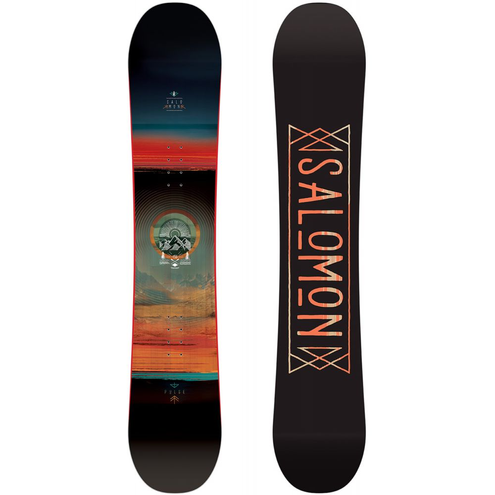 サロモン Salomon メンズ スキー・スノーボード ボード・板【Pulse Wide Snowboard 2019】