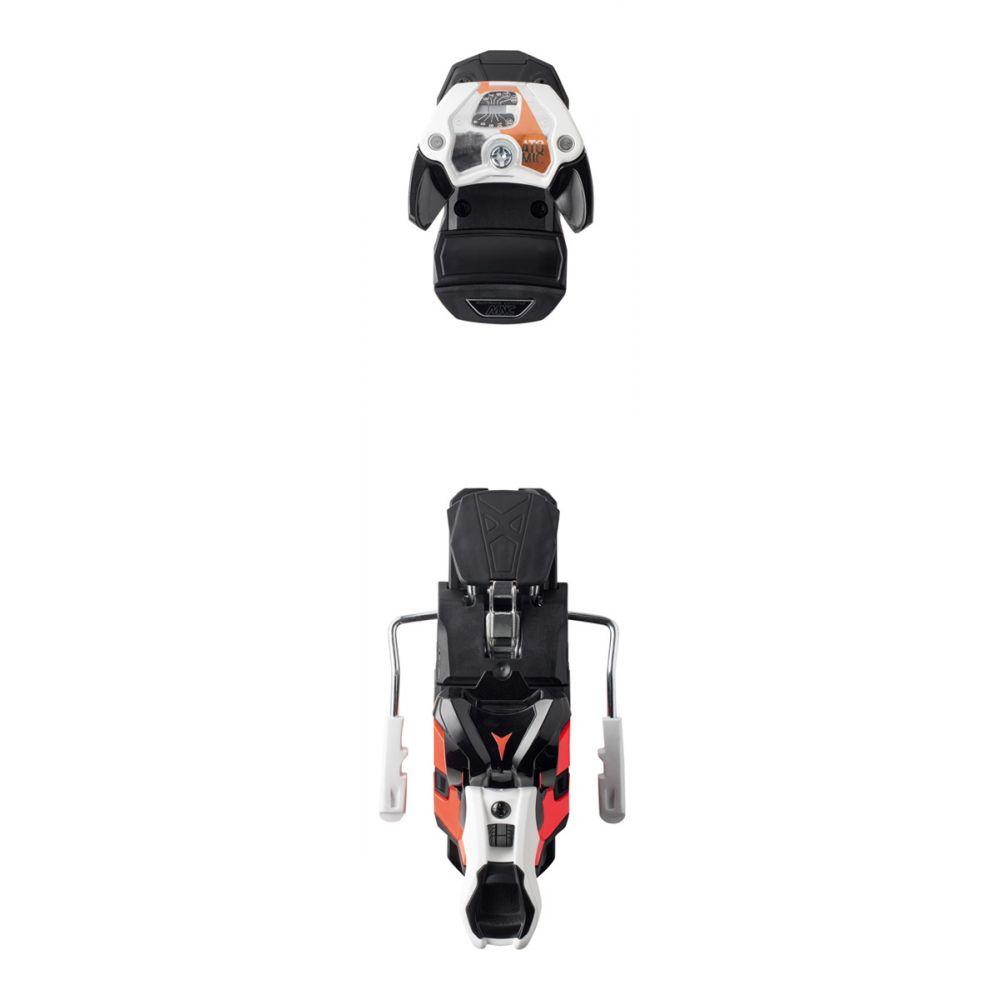 素晴らしい外見 アトミック Atomic Atomic アトミック レディース スキー・スノーボード ビンディング MNC【Warden 13 MNC Ski Bindings】White/Black/Orange, アジガサワマチ:8b101f2a --- canoncity.azurewebsites.net