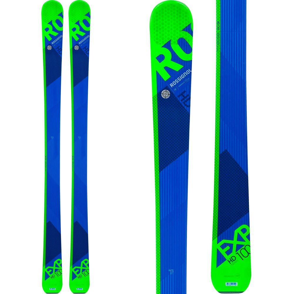 ロシニョール Rossignol メンズ スキー・スノーボード ボード・板【Experience 100 HD Ti Skis】